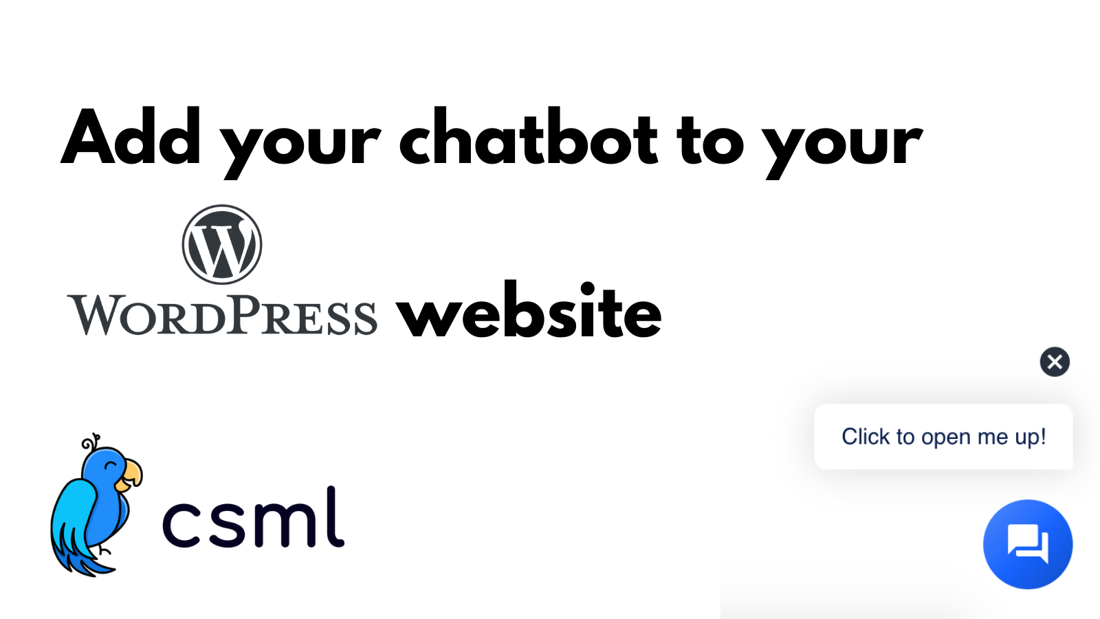 How To Add a Chatbot To Your WordPress Website
