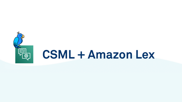 Announcement: CSML Studio partners with Amazon Lex for the Launch of 4 new languages