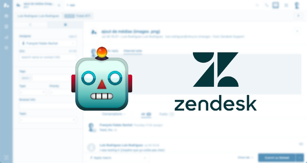 Create a customer support chatbot with Zendesk