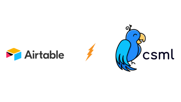 Use Airtable as a database for your chatbot